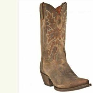 Dan Post Women's 7.5 DP3548 Cecilia Western Boots